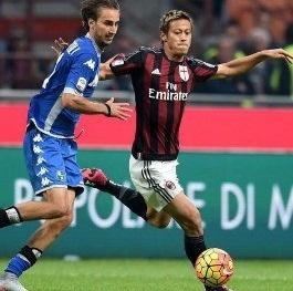 Сассуоло – Милан (06.03.2016) Серия А, 28-й тур
