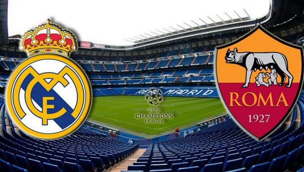 Реал Мадрид – Рома (08.03.2016) Лига Чемпионов, 1/8 финала