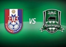 Мордовия – Краснодар (13.03.2016) Премьер лига, 20-й тур