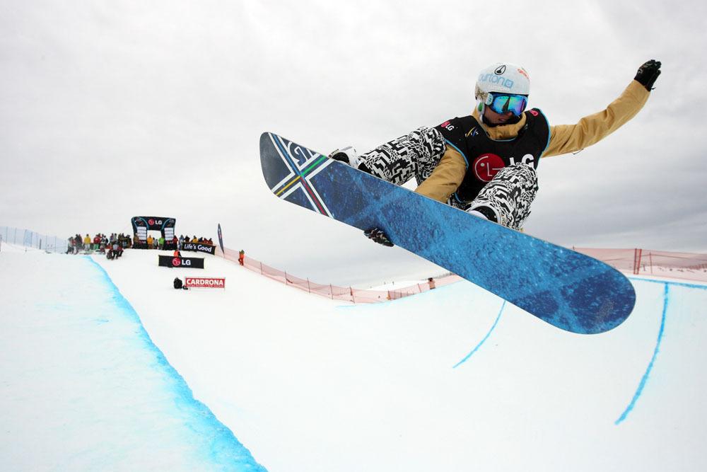 Сноуборд Кубок Мира 2015-2016 Вейсонназ (Швейцария) Сноуборд-кросс Мужчины и женщины 06.03.2016