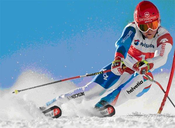 Горные Лыжи Кубок Мира 2015-2016 Ясна (Словакия) Женщины Слалом 06.03.2016 2 попытка