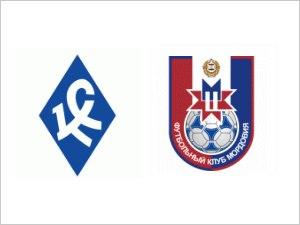 Мордовия — Крылья Советов (03.04.2016) Премьер лига, 22-й тур