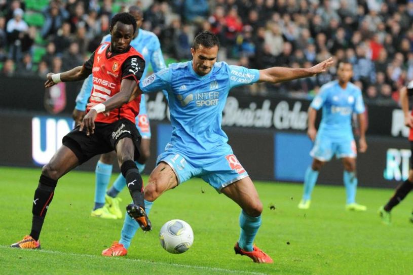 Марсель — Ренн (18.03.2016) Лига 1, 31-й тур
