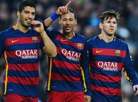 Барселона — Арсенал (16.03.2016) Лига Чемпионов, 1/8 финала