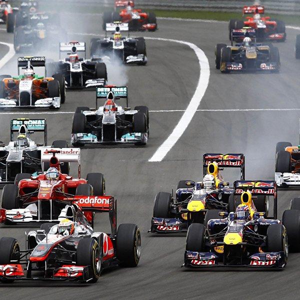 Формула-1. Гран-при Бахрейна. Квалификация (эфир 02.04.2016)