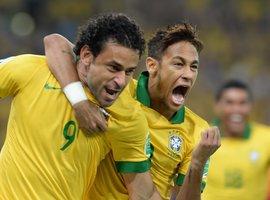 Бразилия – Уругвай (26.03.2016) Южная Америка