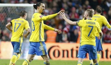 Швеция – Чехия (29.03.2016) Товарищеский матч