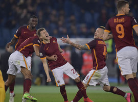 Рома – Интер (19.03.2016) Серия А, 30-й тур