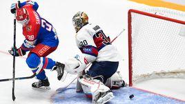 Россия - Словакия (16.04.2016) Товарищеский матч
