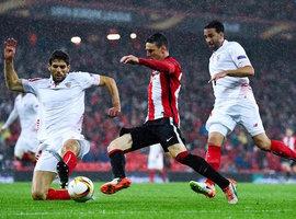 Севилья – Атлетик (14.04.2016) Лига Европы