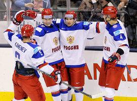 Россия - Латвия (18.04.2016) Чемпионат мира