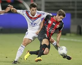 Лион — Ницца (15.04.2016) Лига 1, 34-й тур