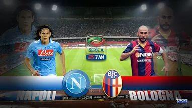Наполи – Болонья (19.04.2016) Серия А, 34-й тур