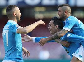 Интер – Наполи (16.04.2016) Серия А, 33-й тур