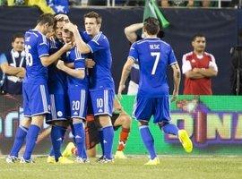 Босния и Герцеговина - Дания (03.06.2016) Товарищеский матч
