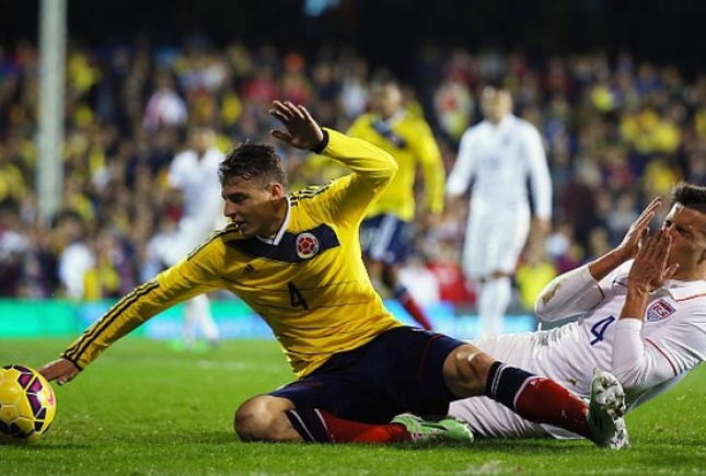 Колумбия - Гаити (30.05.2016) Товарищеский матч