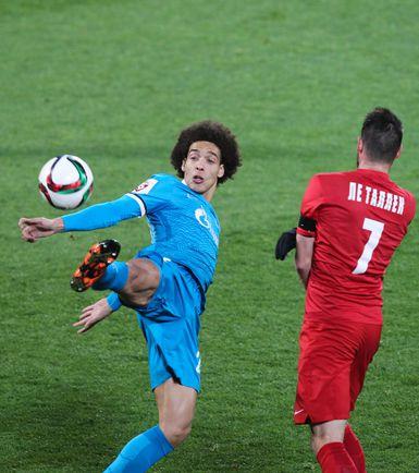 Мордовия – Зенит (11.05.2016) Премьер лига, 28-й тур