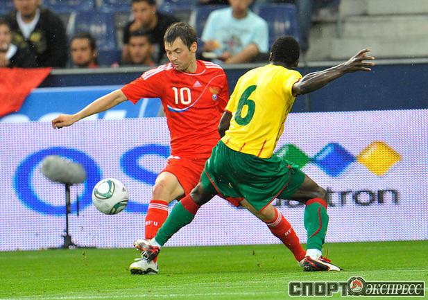 Франция — Камерун (30.05.2016) Товарищеский матч
