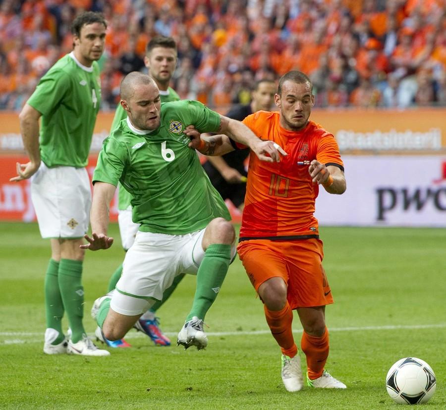 Ирландия – Нидерланды (эфир от 27.05.2016) Товарищеский матч