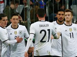 Германия - Словакия (29.05.2016) Товарищеский матч