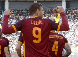 Рома – Наполи (25.04.2016) Серия А, 35-й тур