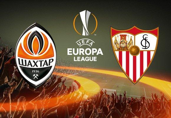 Шахтёр – Севилья (28.04.2016) Лига Европы