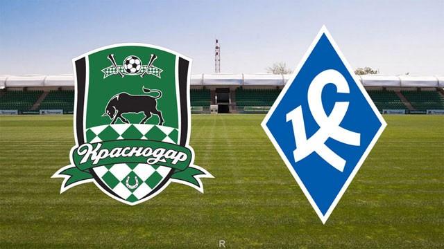 Краснодар – Крылья Советов (11.05.2016) Премьер лига, 28-й тур