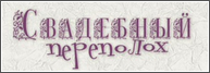 Свадебный переполох Татьяна и Евгений Устиновы 12.01.2014 смотреть онлайн