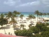 Венесуэла о.Аруба - Bucuti Beach - веб-камера - смотреть онлайн