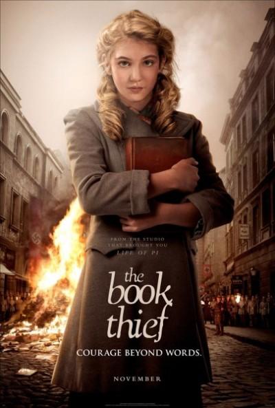 Воровка книг (The Book Thief) 2014