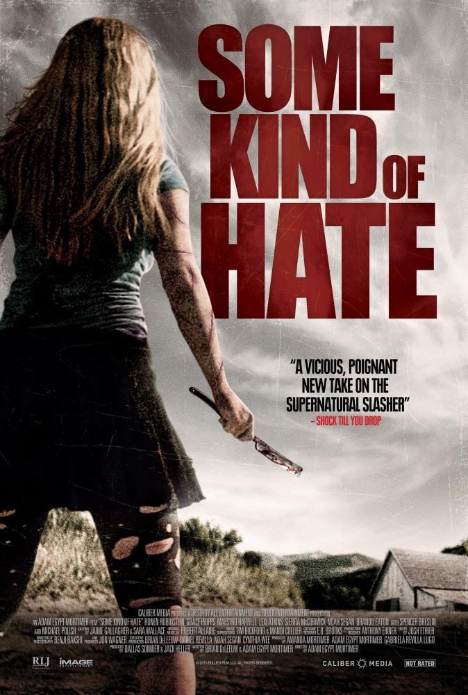 Неизвестная ненависть / Some Kind of Hate (2015)