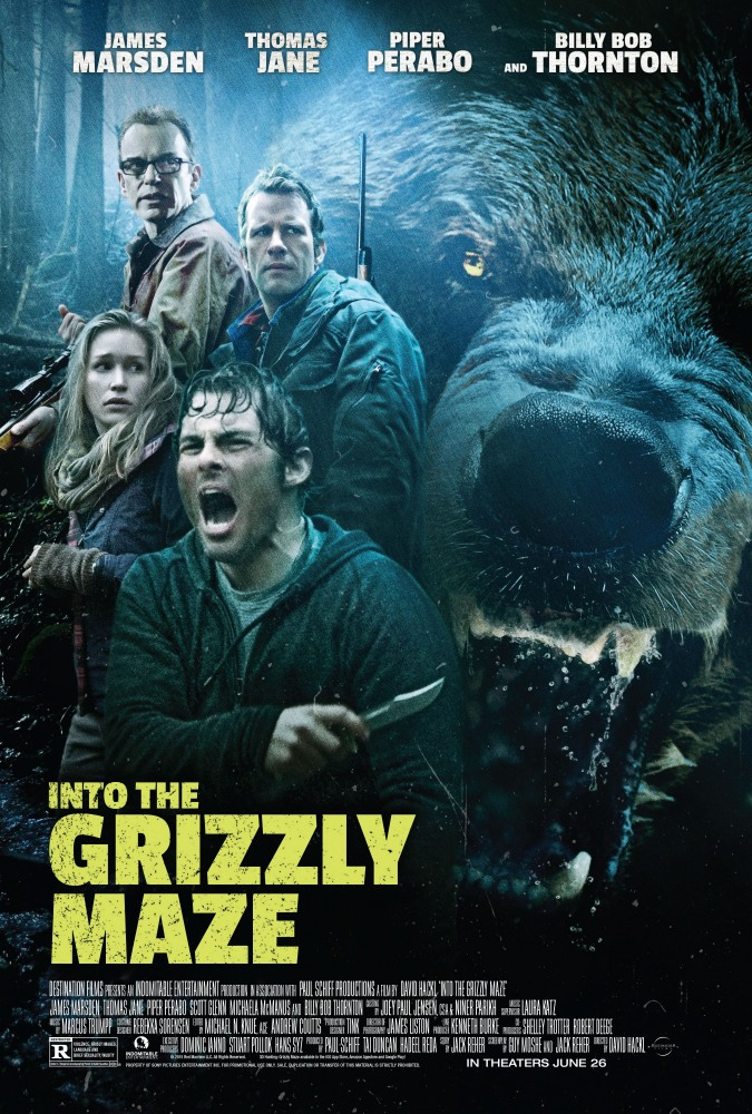 Гризли / Into the Grizzly Maze (2015)