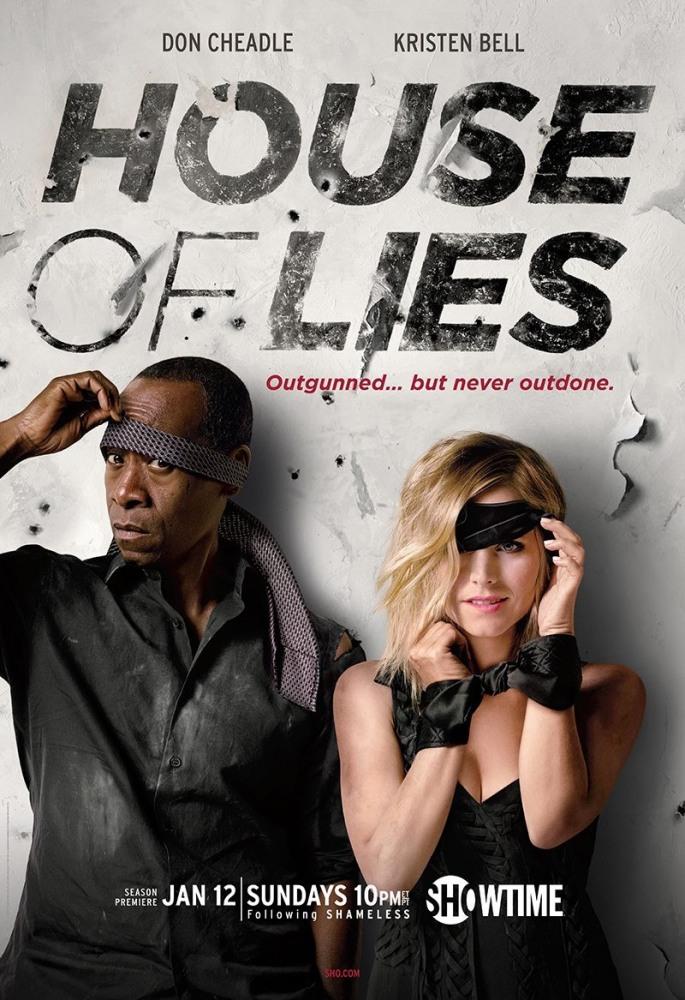 Обитель лжи 5 сезон 7 серия / House of Lies (23.05.2016)