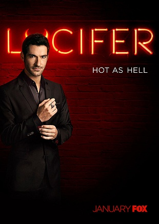 Люцифер 1 сезон 1 серия / Lucifer (2016)
