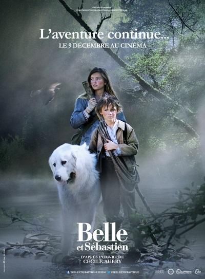 Белль и Себастьян 2: Приключение продолжается (2016)