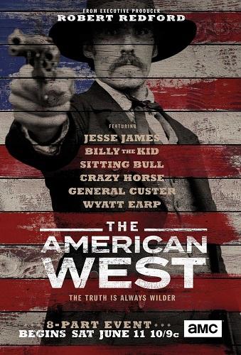 Американский запад (2016) 1,2,3,4,5,6,7,8 серия
