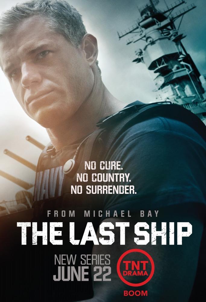 Последний корабль 3 сезон 1 серия / The Last Ship (14.06.2016)