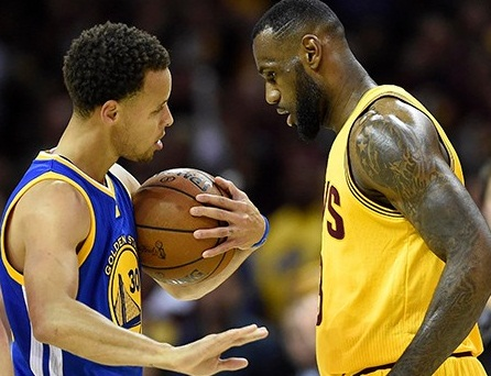 Голден Стэйт – Кливленд (20.06.2016) НБА. Прямая трансляция.