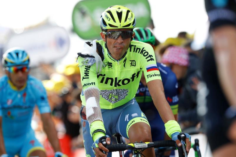 Тур де Франс 3 этап / Tour de France (06.07.2016)