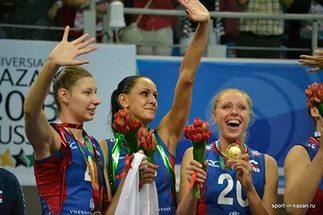 Россия - Бразилия (07.07.2016) Волейбол