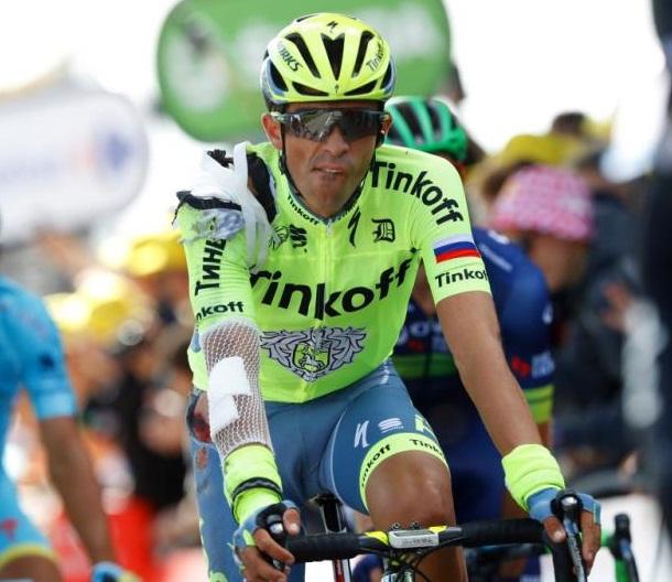 Тур де Франс 8 этап / Tour de France (09.07.2016)