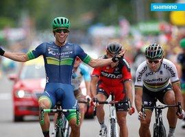 Тур де Франс 10 этап / Tour de France (13.07.2016)