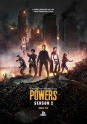 Сверхспособности 2 сезон: 9 серия / Powers (15.07.2016)