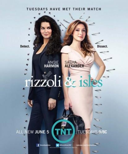 Риццоли и Айлс 7 сезон: 8 серия / Rizzoli & Isles (26.07.2016)