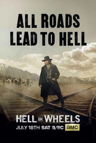 Ад на колёсах 5 сезон 14 серия / Hell on Wheels (25.07.2016)