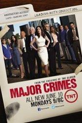 Особо тяжкие преступления: 5 сезон 6 серия / Major Crimes (26.07.2016)
