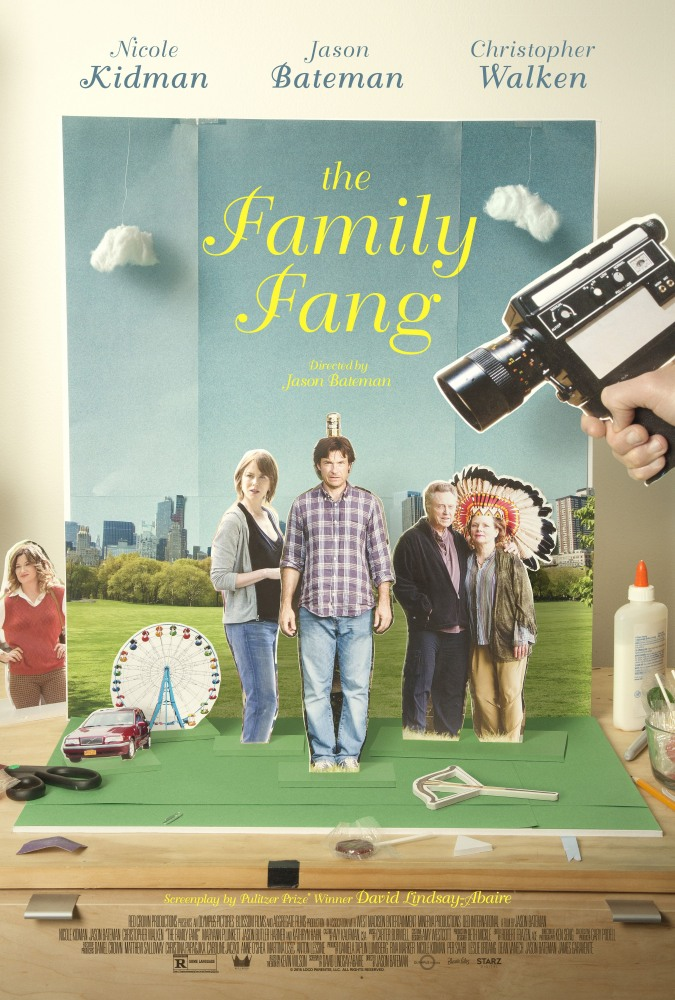 Семейка Фэнг (2015)