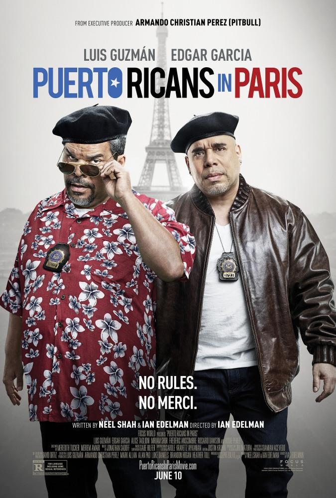 Пуэрториканцы в Париже (2015)