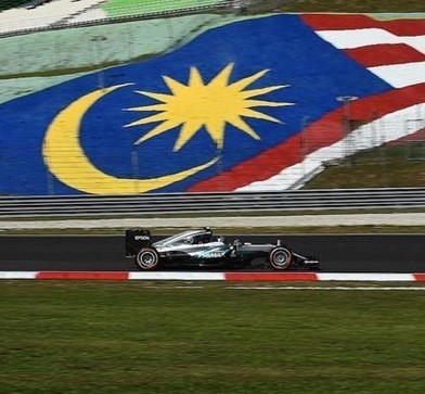 Формула-1. Гран-при Малайзии. Квалификация (01.10.2016)