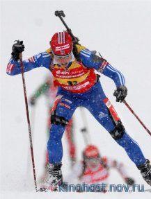 Биатлон. Женщины. Индивидуальная гонка 15 км 11.01.2018
